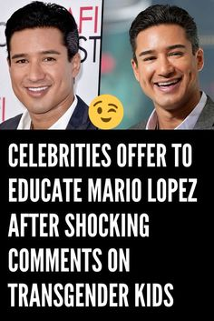 Celebrities Offer to Educate Mario Lopez After Shocking Comments on Transgender Kids Children Photography, Nature Photography, Text Abbreviations, Bride Nails, Wedding Nails, Police Memes, Modern Mehndi Designs, Couples Images, Successful People