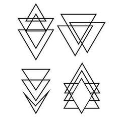 27 Best Geometric Triangle Tattoo Images In 2017 Arrow Tat Arrow