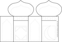 Get excited for Ramadan season with a craft mosque-lantern.   I believe in eternal innocence, there is no such thing as 'old age' that fo...