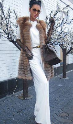 Fashion Is My Drug: Russian It-Girl: Olesya Malinskaya
