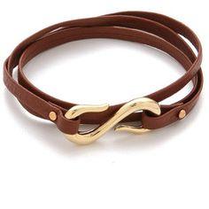 Gorjana Bracelets Gorjana Sadie Triple Wrap Bracelet - LoLoBu