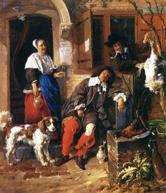 Learn more about The Sleeping Sportsman Gabriel Metsu - oil artwork, painted by one of the most celebrated masters in the history of art. Louis Xiv, Gabriel Metsu, Popup, Genealogy Organization, Genealogy Sites, Genealogy Forms, Family Genealogy, Great Works Of Art, Dutch Golden Age