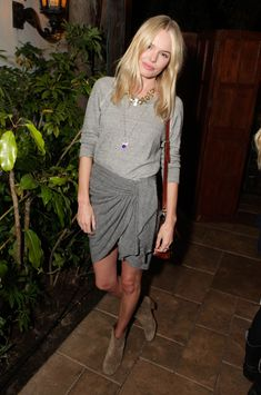 Kate Bosworth Sweatshirt Chic - Chatelaine