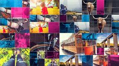 Mosaic Slideshow  • See it in action ➝…