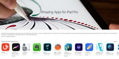 Apple showcasing apps & games optimized for iPad Pro in new App Store featured sections. Following the official release of the iPad Pro yesterday, Apple this evening has launched a pair of new featured sections on the App Store showcasing apps that take advantage of the massive 12.9-in...