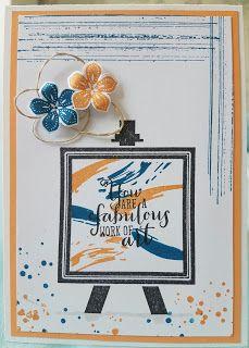 http://www.papercraftykaren.co.uk/ Karen's Crafty Creations: Paint a picture