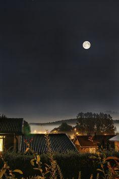 Sweden Full moon