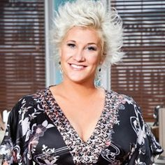Food Network chef Anne Burrell