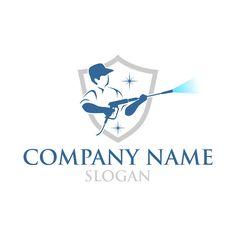 Power Washing Logo Design Long Island Logo Design