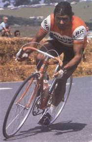 Deaths Today In Sports History: 1984 - Joaquim Agostinho was a Portuguese professional bicycle racer. He was champion of Portugal in six successive years. Agostinho was leading the Tour of the Algarve at Quarteira when a dog ran into the race a few hundred metres before the finish. Agostinho hit it and fell to the ground, hitting his head. He went to a hotel, where his head was dressed in ice. Two hours later he was taken to hospital in Faro, where an X-ray showed he had broken the parietal…