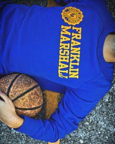 This is me Fashion Blog - Playing basketball with Franklin & Marshall…