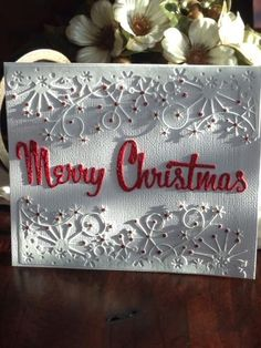 Merry Christmas in Red!! by Dotsostew - Cards and Paper Crafts at Splitcoaststampers
