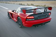 my dream car #045 - Dodge Viper