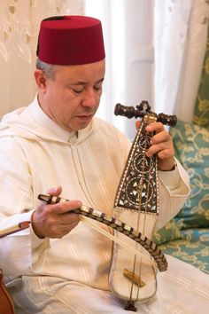Music from Tetouan, Morocco Naher Osten, Art Of Noise, Arabian Beauty, African Countries, Wedding Music, Moorish, North Africa, People Around The World, World Cultures