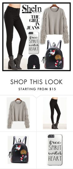 """Shein 6./7"" by b-necka ❤ liked on Polyvore featuring Sheinside and shein"