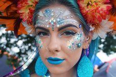 sophie hannah richardson mermaid makeup