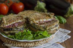 Ricettamelanzane speck e provola al forno senza frittura, secondo piatto facile e veloce per la dieta.