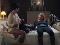 """Once Upon A Time 1 x 9 """"True North"""""""