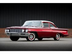 1960-Oldsmobile-Dynamic-88-Post-2-Dr-sedan-Factory-Stick-Shift-371-Rocket-V8