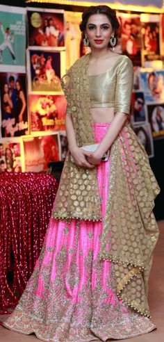 When it comes to weddings, it is not necessary to go overboard with the dressing always. A simple lehenga can save the day! From dramatic thread work to colour blocking to mix and match, you can choose from a variety of options on how you want to show up at the wedding. Up-cycling is now in trend where beautiful old sarees are being transformed into patch work lehengas that look …