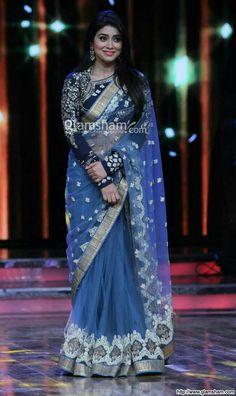 Shreya Sharan in BLUE