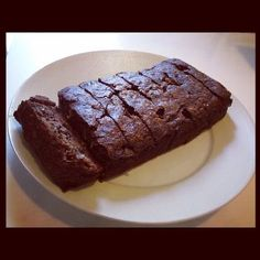 Paleo Gluten Free Walnut Coffee Loaf - Almond Meal - Coconut Flour