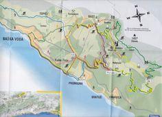 Provence, Croatia, Austria, Map, Maps, Peta, Provence France