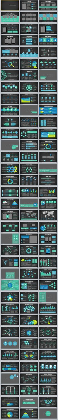 108+ infographics charts PowerPoint template #powerpoint #templates #presentation #animation #backgrounds #pptwork.com #annual #report #business #company #design #creative #slide #infographic #chart #themes #ppt #pptx #slideshow