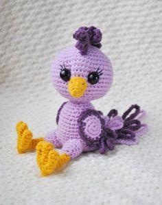 Little Bird - Free Crochet / Amigurumi Pattern