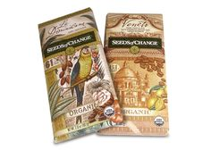 Seeds of Change Packaging Illustrated by Steven Noble on Behance