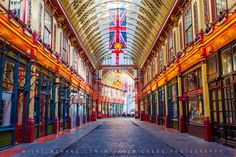 Leadenhall Market by Wilhelm Chang on 500px
