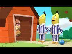 Bananas en pijama. Episodio 01. El truco de magia - YouTube