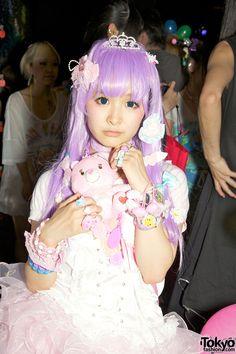 Summer Harajuku Fashion Snaps 2012