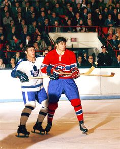 When Pete Mahovlich joined the National Hockey League, he was instantly labeled as Frank Mahovlich's little brother. Hockey Games, Ice Hockey, Montreal Canadiens, Maple Leafs Hockey, Hockey Pictures, Wayne Gretzky, Vancouver Canucks, Nfl Fans, National Hockey League