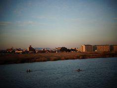 Yodo river, OSAKA