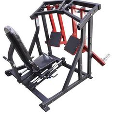 Hammer Strength Plate-Loaded Leg Press For Sale, Buy Leg Press Machine Online Gym Equipment For Sale, Weight Lifting Equipment, Commercial Fitness Equipment, No Equipment Workout, Lat Pulldown Machine, Leg Curl Machine, Cross Trainer, Machine Design, Martial