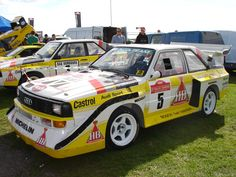 Rally Day - Castle Combe - 2010