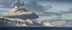 Star Wars - Star Destroyer A by BB22Andy on DeviantArt