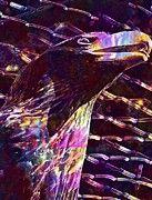 """New artwork for sale! - """" Eagle Beak Bird Predator  by PixBreak Art """" - http://ift.tt/2uHqv28"""
