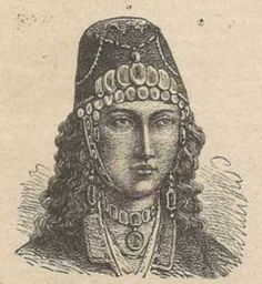 Kurdish Woman FROM THE EARLIER CENTURIES