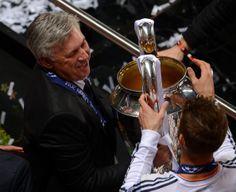 Sergio Ramos - Real Madrid v Atletico de Madrid - UEFA Champions League Final