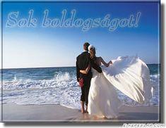 Képeslapküldés: Esküvő 595 képeslap.