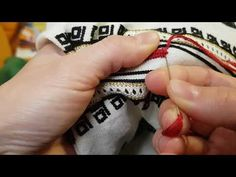 Gura camasii de Vrancea - punctul Purecel - YouTube Class Ring, Youtube, Crochet, Men, Traditional, Clothing, Ornaments, Cross Stitch, Outfits