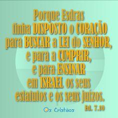 #esdras #coração