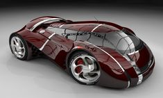 """This is a evolution of my concept car UBO, from the first sketches I made in 2007 until the last modifications and final renders I made recently.Currently a movie about UBO is at exhibition at """"Museo dell'Automobile"""" in Torino, Italy."""