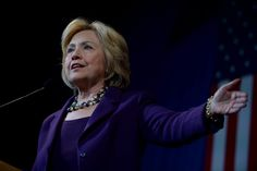 """If u're a woman & u run 4 president, u should prepare 2b constantly questioned on whether u're likeable enough- as Clinton has been again & again. """"Clinton is frequently depicted as stony & cold in a way that men in politics simply arent & what's treated as """"go-getter"""" behavior from men is considered """"bitchy"""" from Clinton,"""" Bustle put it"""