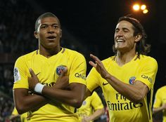 Mbappe excels in debut as PSG keeps rolling