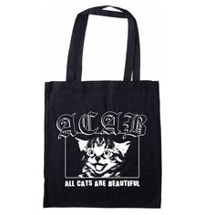 ACAB - All Cats are beautiful Baumwolltasche 4,90 Euro