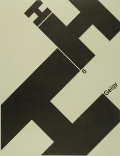 atypographiclife:  Designed by Fred Troller (1930 – 2002) for Geigy Chemical Corporation.