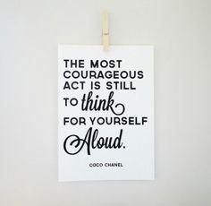coco chanel quotes - Căutare Google